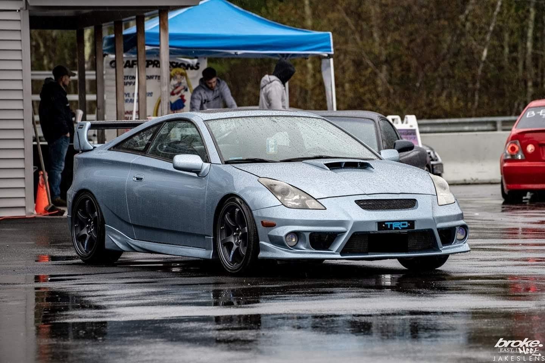 2001 Toyota Celica Gts Zephyr Blue Metallic Newcelica Org Forum