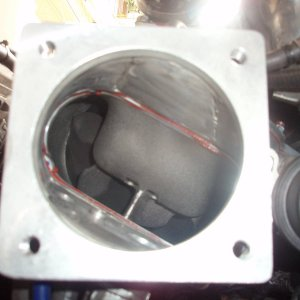 Goat Intercooled TVS 2ZZ-GE custom supercharger elbow