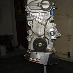MWR STAGE 4 STROKER WITH STAGE 3 HEAD AND MOROSO OIL PAIN